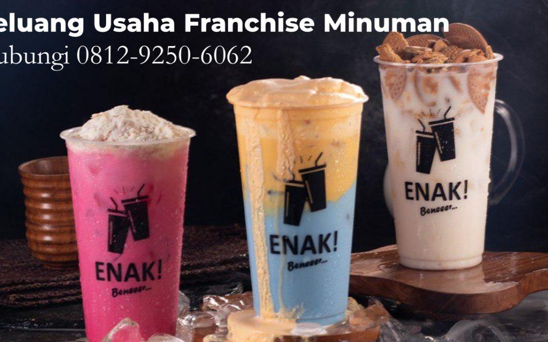 Melirik Peluang usaha franchise minuman yang sedang Trend