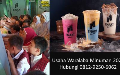 Mengapa memilih Usaha Waralaba Minuman 2020 Enak Indonesia?