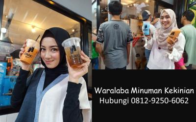 Mengapa memilih Waralaba Minuman Kekinian Enak Indonesia?